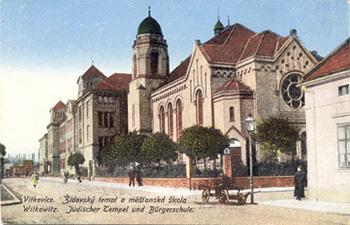 Synagogue of Vítkovice (Ostrava)